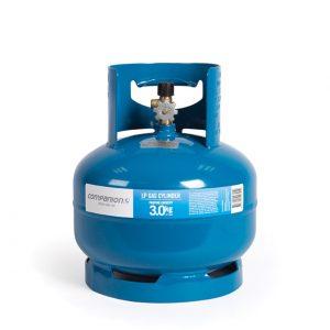 3kg gas cylinder