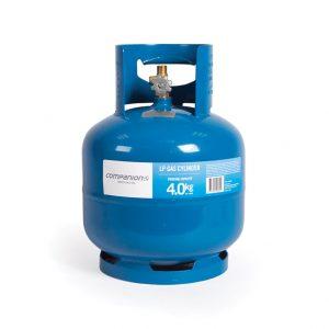 4kg gas cylinder